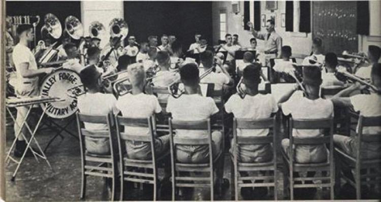 Valley Forge Regimental Band
